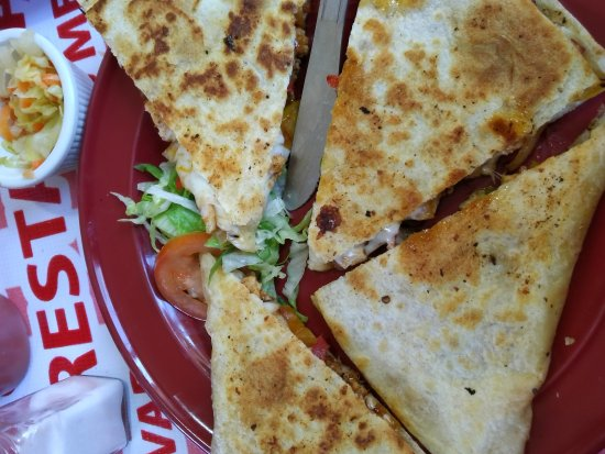 Parachute, CO: Nalinis Restaurant
