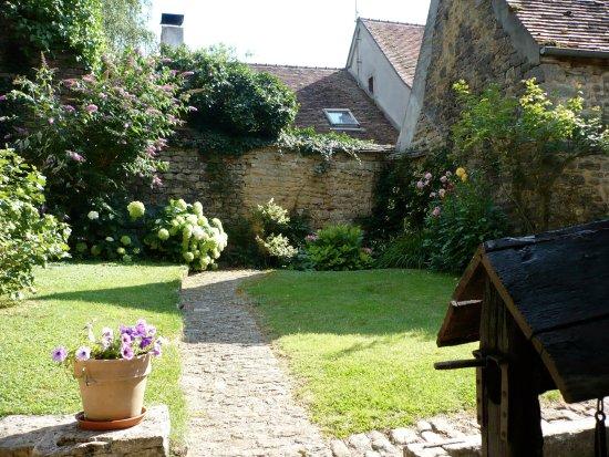 Maison Belime : Jardin