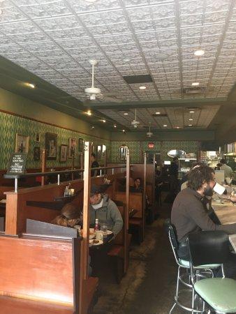 Photo of American Restaurant Perly's at 111 E Grace St, Richmond, VA 23219, United States