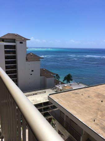 Partial ocean view worth every Penney!