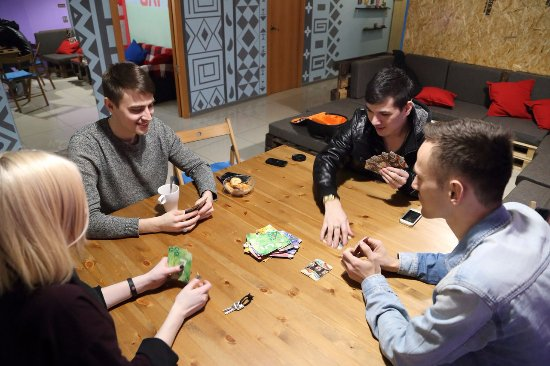 Nizhnekamsk, روسيا: играем в свинтус
