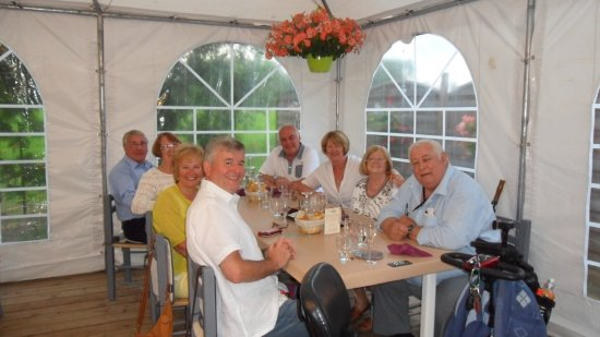 Varennes sur Loire, France: june 2016 WITH FRIENDS AT LA GRANGE