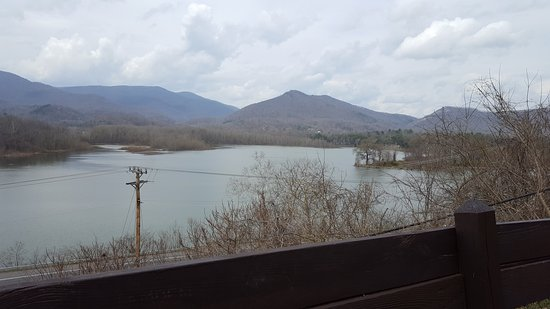 Caryville, TN: Beautiful mountain view room :)