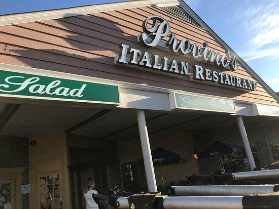 Provino S Italian Restaurant Roswell Menu Prices Reviews Tripadvisor