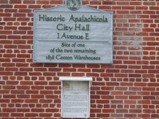 Dixie Theatre: Historic plaque