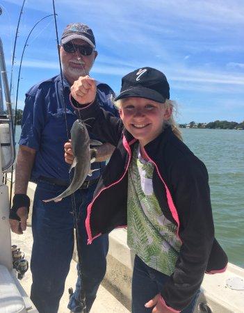 Santiva Saltwater Fishing: Fishing success!