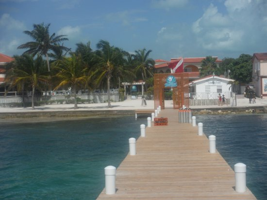 SunBreeze Hotel: The Hotel's private dock