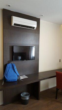 Arosa Rede Rio Hotel : TV hat nur ein englisches Programm