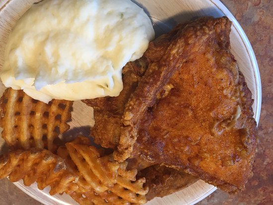 Pizza Ranch: Chicken & Fixings