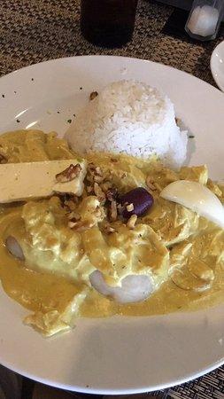 Machu Picchu: Chicken Stew w/Rice
