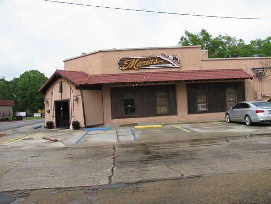 Bogalusa, Louisiane : We were pleased that the restaurant hasn't changed much in 20-years.