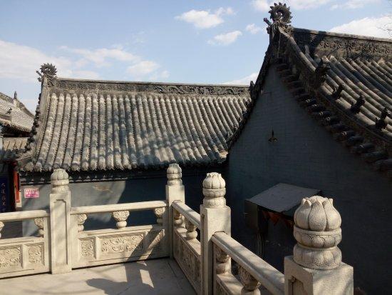 Haicheng, China: Inside the compound