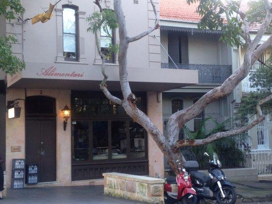 Paddington Alimentari Sydney Paddington Restaurant Reviews - A-lovely-grey-house-in-paddington-sydney