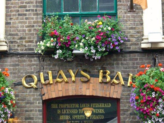 Photo of Irish Pub The Quays Temple Bar at 11/12 Temple Bar, Dublin, Ireland