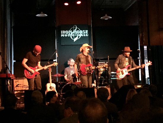 Old School Music Hall - Review of Iron Horse Music Hall, Northampton