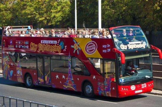 San Antonio Pass: Hop-On Hop-Off Bus...