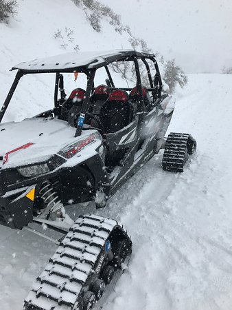Woods Cross, UT: Snow won't slow down your adventure!