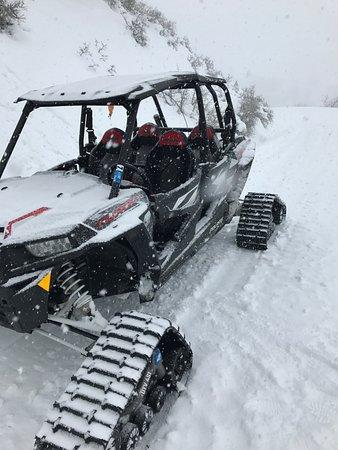 Woods Cross, Γιούτα: Snow won't slow down your adventure!