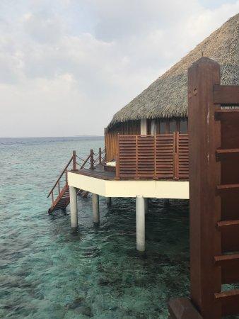 6  water villas - it was ok