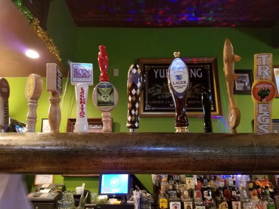 Coudersport, PA: On tap, I club    Crafts on tap, including hard cider.
