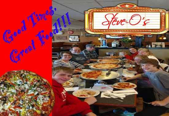 La Grange, KY: Family Time At Steve-O's