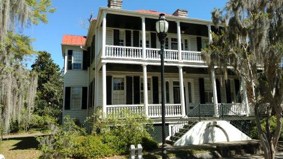 Sea Island Carriage Company: Historic home
