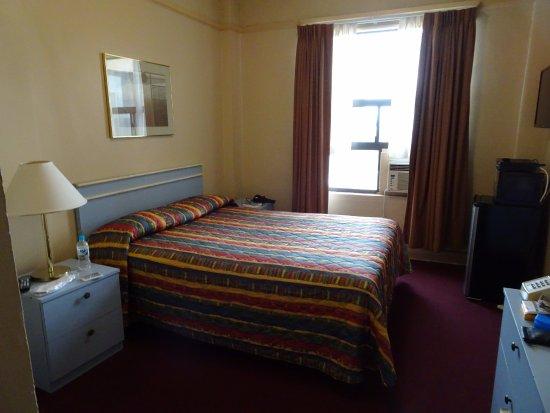 Stillwell Hotel: 最上階の部屋