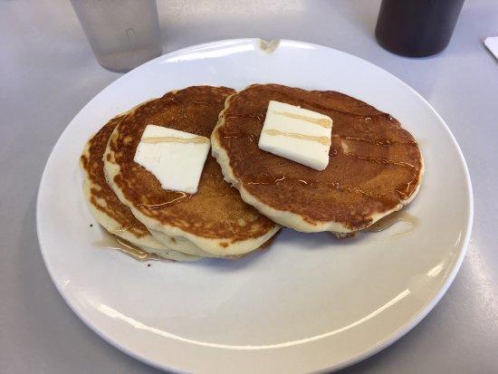 Golden Coffee Shop: Heerlijk pancakes