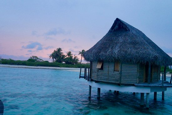 Tikehau Pearl Beach Resort: Pilotis premium