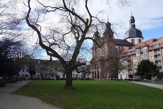 Friedrich Schiller Denkmal