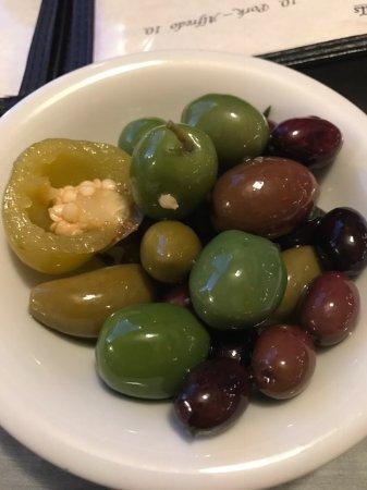 Mama Terano: appetizer - free