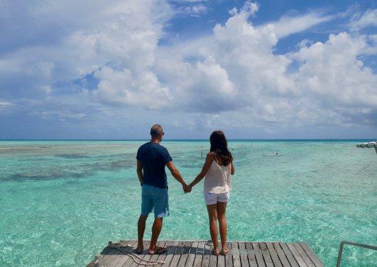 Tikehau Pearl Beach Resort: Le bonheur au bout du ponton