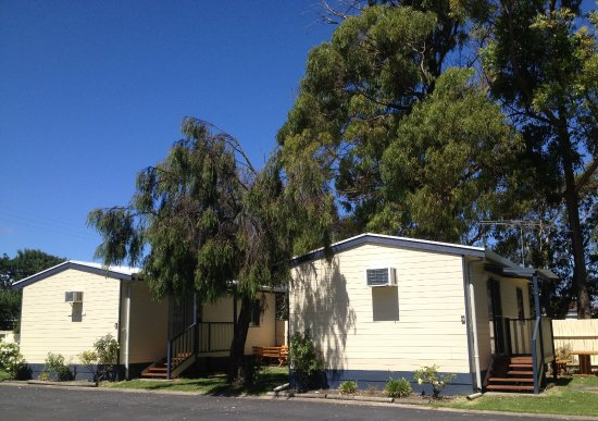 Millicent, Australie : Deluxe Cabins 8 and 9