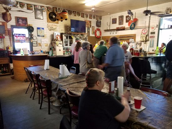 "Harold's Country Club: Bar and a few dining rooms comprise of the ""country club"""