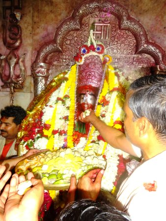 Tarapith, อินเดีย: Maa Tara