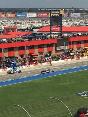 Fontana, CA: Auto Club 400 20th Anniversary