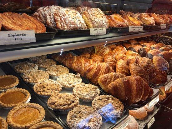 Downey, CA: wonderful breads & pastries