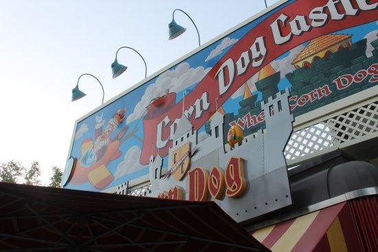 Corn Dog Castle Photo