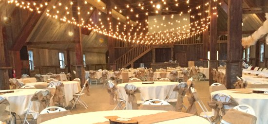 Viroqua, WI: Pedretti's Party Barn, Large Event Venue @ Vernon Vineyards