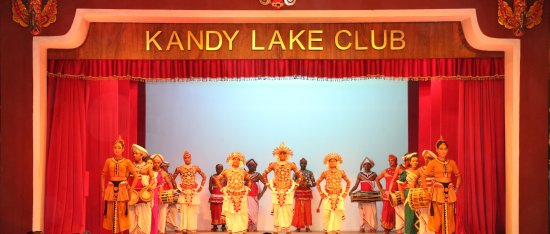 Kandy Lake Club - Cultural Dance Show