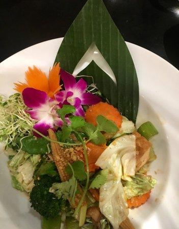 Noi Thai Cuisine: Beautiful presentation