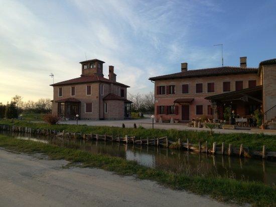 Agriturismo valle averto campagna lupia ristorante for Ristorante della cabina di campagna