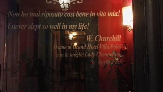 Grand Hotel Villa Politi: IMG_20170331_194631_large.jpg