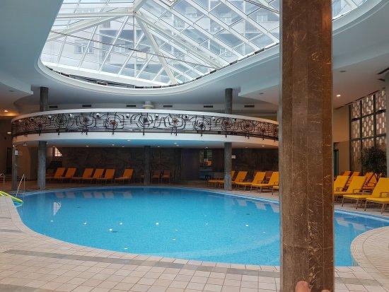 Hotel Bristol Buja: Rigenerarsi alle Terme...
