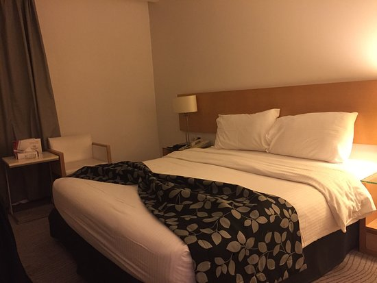 Standard room at Amman Airport Hotel