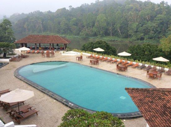 Cinnamon Citadel Kandy: Taken from the buffet area