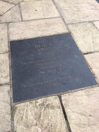 Hollins Green, UK: A little bit of history