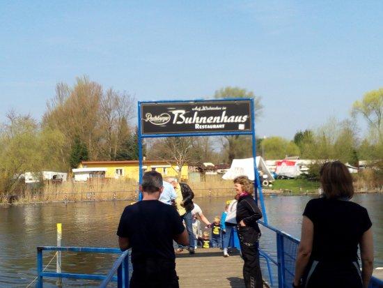 Brandenburg City, Germany: Der Anleger