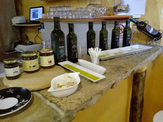 Roc, Croacia: Degustation free