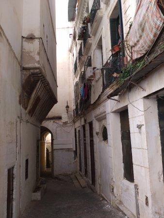 Alger, Algerie: Kasbah1